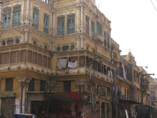 Old Building Heera Mandi