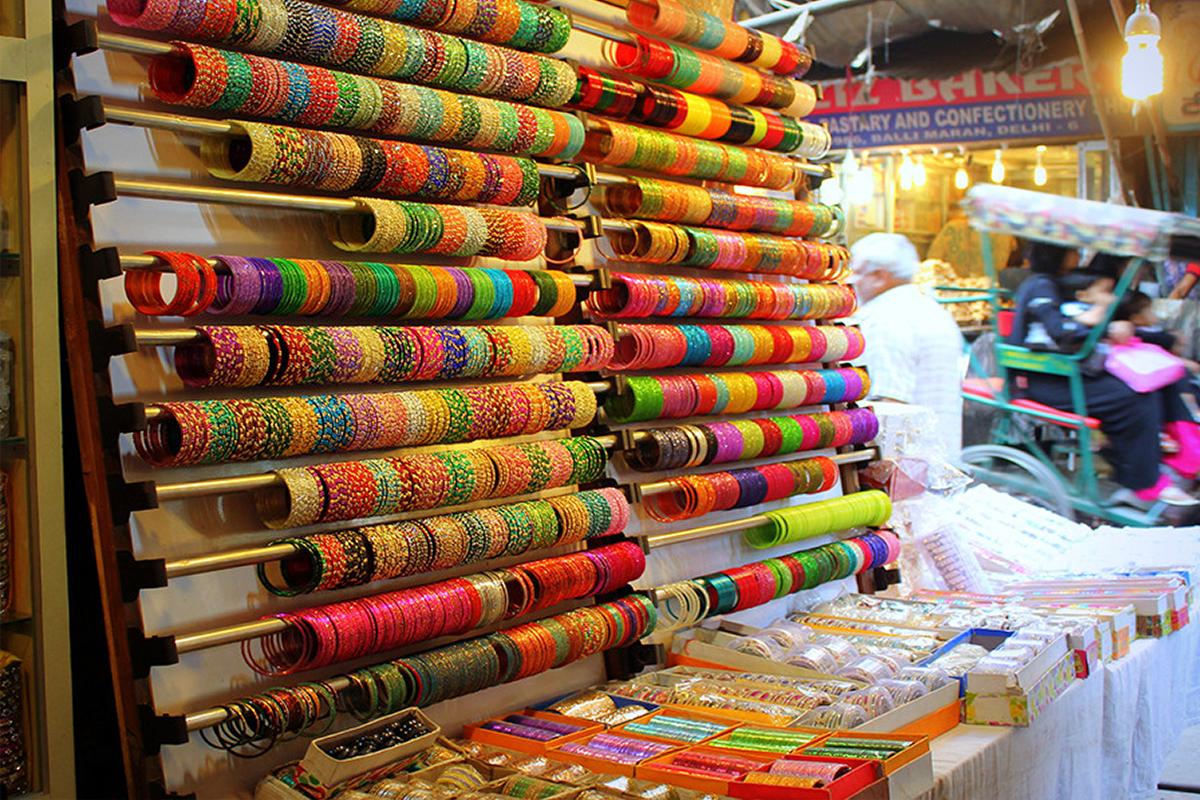 Bangle Market