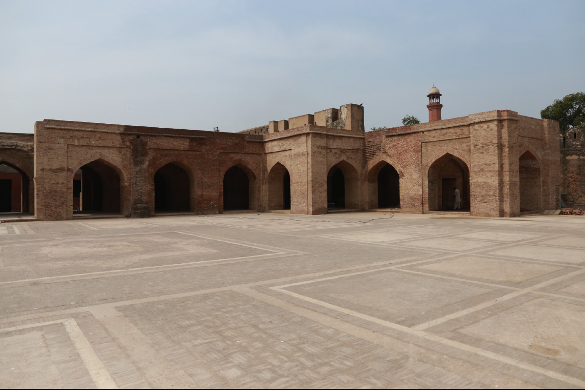 Royal Kitchens of Lahore Fort